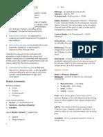 Design 3pg Digital Arts Reference Sheet