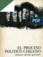 Manuel Antonio Garretón - El proceso político chileno