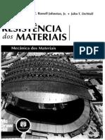 Resistência dos Materiais - Beer - 4ª Edição - Cap.1 a 4