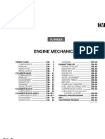 daihatsu k3-vet engine mechanical manual book
