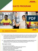 DHL Graduate Program