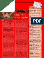 Homenaje Fogwill