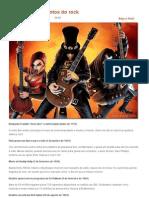 10 Grandes Momentos Do Rock ~ Bacanaus