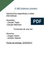 Trabajo practico  nro 1-6ºC-GrabrielAmadio-KarenAragno