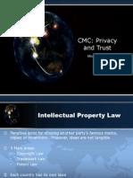 CMC Privacy Trust