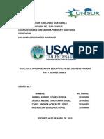 Articulos Del Codigo Tributario-Analisis