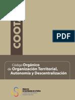 La Ley Del Cootad