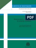 DI66 Admon Modelamiento Web