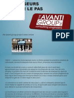 Investisseurs franchir le pas | the avanti group project news review