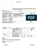Programas de Corto Alcance Paep 2013