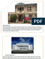 History of Historical Building in Tacloban