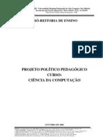 Projeto Pedagogico Ciencia Computacao