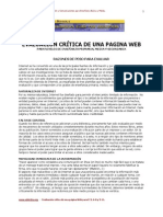 evaluacionweb