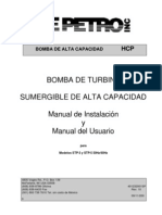 Manual Bomba Fepetro