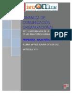COMUNICACION ORGANIZACIONAL DE UN HOTEL.docx