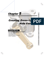 En-Catia v5r13 Designer Guide Chapter5-Creating Dress-Up and Hole Features