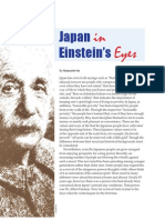 Japan in Einstein's Eyes