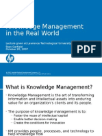 Knowledge Management in the Real World 1205787579812977 4