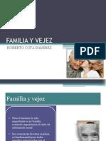 Familia y Vejez