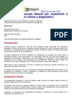 INSHT-NTP 287 Hipoacusia laboral por ruido_Evaluación