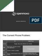 OpenMoko Neologics