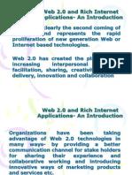 Web 2.0 -I Presentation