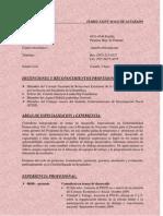 CV Espanol ISaintMalo (1)