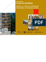 Seminario de Investigacion Arquitectura en Madera