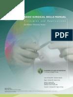 Basic Surgical Skills Manual