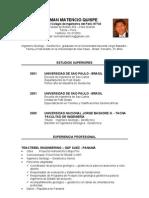 C.v.herman Matencio 2012 - AGOSTO