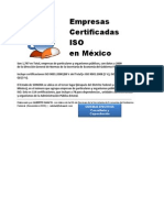 empresascertificadasisoenmxico2009-091118171810-phpapp02