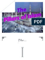 Library Pillars of Islam Print
