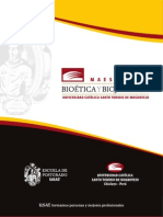 BIOETICA 2DA EDICION