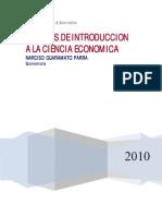 Introducción a la Ciencia Economica