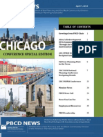 PBCD 2013 Spring - Conference Edition Newsletter_FINAL