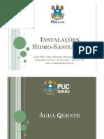 Aula 5 - Instalações Hidráulicas Prediais - Água Quente