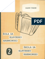ALBIN FAKIN - Škola Za Klavirsku Harmoniku 2