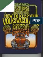 How to Keep your Volkswagen Alive. Epañol.pdf.