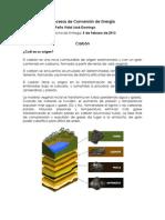 Carbon y Petroleo