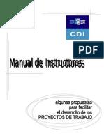 Manual Instructores Fundación CDI