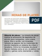 Minas de Placer