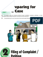 Stages of Civil Actions in Philippine Courts