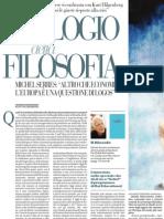Le Risposte Alla Crisi Passano Per La Filosofia, Di Kurt Hilgenberg - La Repubblica - 08.04.2013