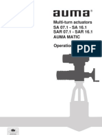Auma - Electric Actuatos   Electrical Connector   Switch Auma Model Sa Wiring Diagram on bettis actuator diagrams, primary metering diagrams, 2005 chevrolet hd diesel engine diagrams,