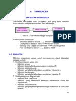 III Transducer