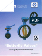 Advance MakeButterfly Valve-Concentric Design