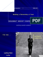 Bhagwat Group Corporation Profile