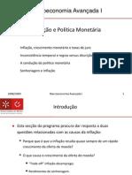 Macroeconomia Avançada I - capitulo 6