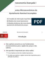 Macroeconomia Avançada I - capitulo 5