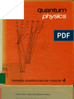 Quantum Physics Berkeley Physics Course Eyvind Wichman